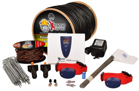 Extreme Dog Fence® Professional Grade Fence Kit